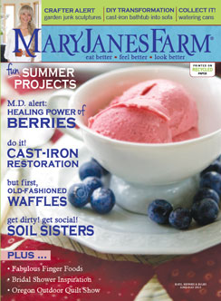 MaryJanesFarm Magazine [current cover]