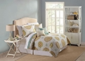 MaryJanes Home 5-Piece Laika Quilt Set