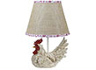 MaryJanes Home Lamp-L25269WH-U3